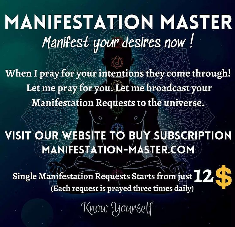 Manifest Your Desires Easily